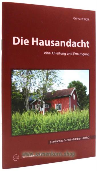 Die Hausandacht / Heft